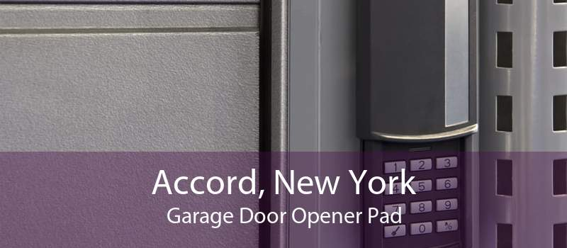 Accord, New York Garage Door Opener Pad
