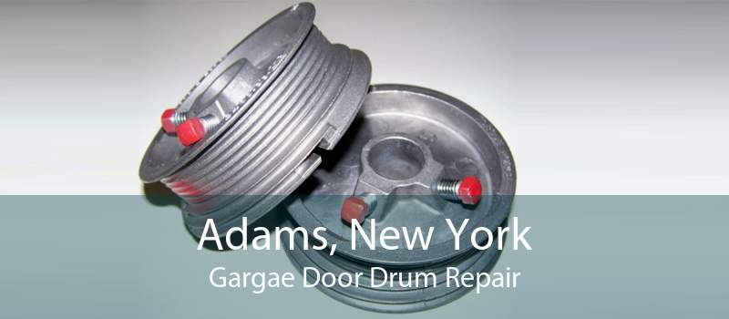 Adams, New York Gargae Door Drum Repair