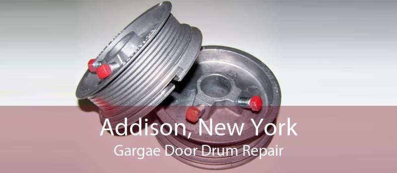 Addison, New York Gargae Door Drum Repair