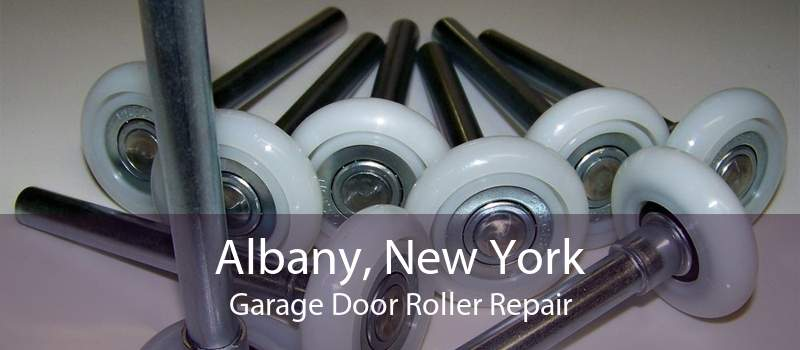 Albany, New York Garage Door Roller Repair