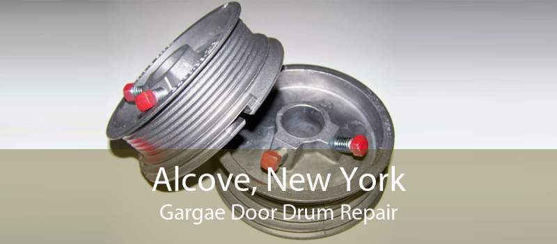 Alcove, New York Gargae Door Drum Repair