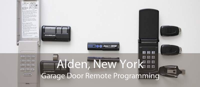 Alden, New York Garage Door Remote Programming