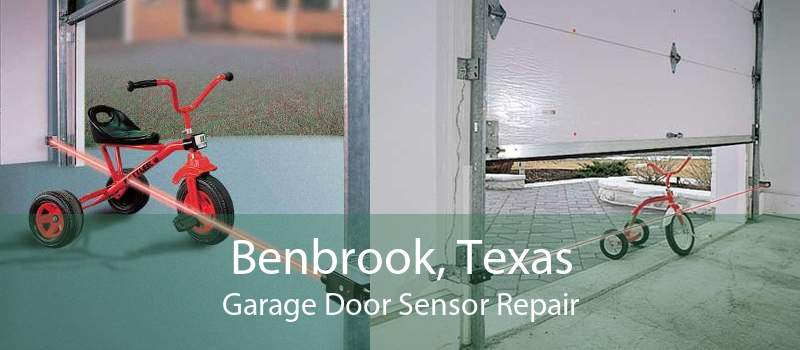 Benbrook, Texas Garage Door Sensor Repair