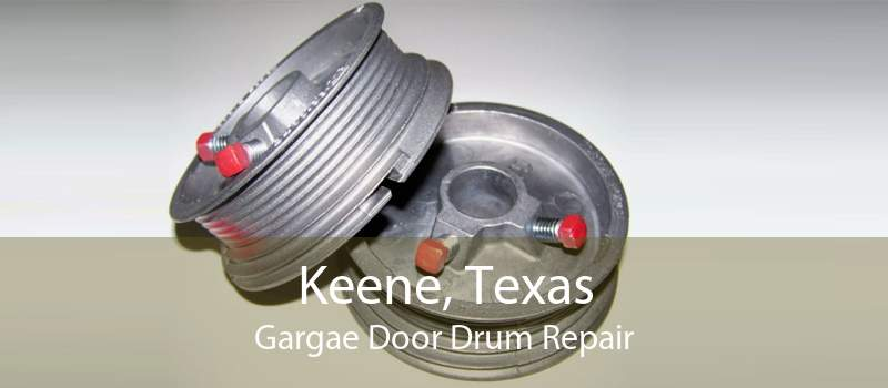 Keene, Texas Gargae Door Drum Repair