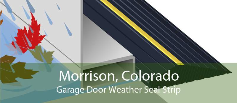 Morrison, Colorado Garage Door Weather Seal Strip