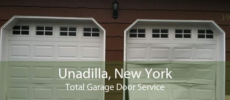Unadilla, New York Total Garage Door Service